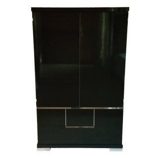 Vintage, Luxe Modern Italian Armoire, Media Unit