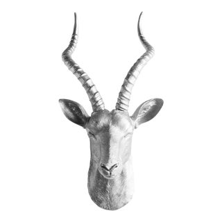 Antelope Head by Wall Charmers Animal Decoration