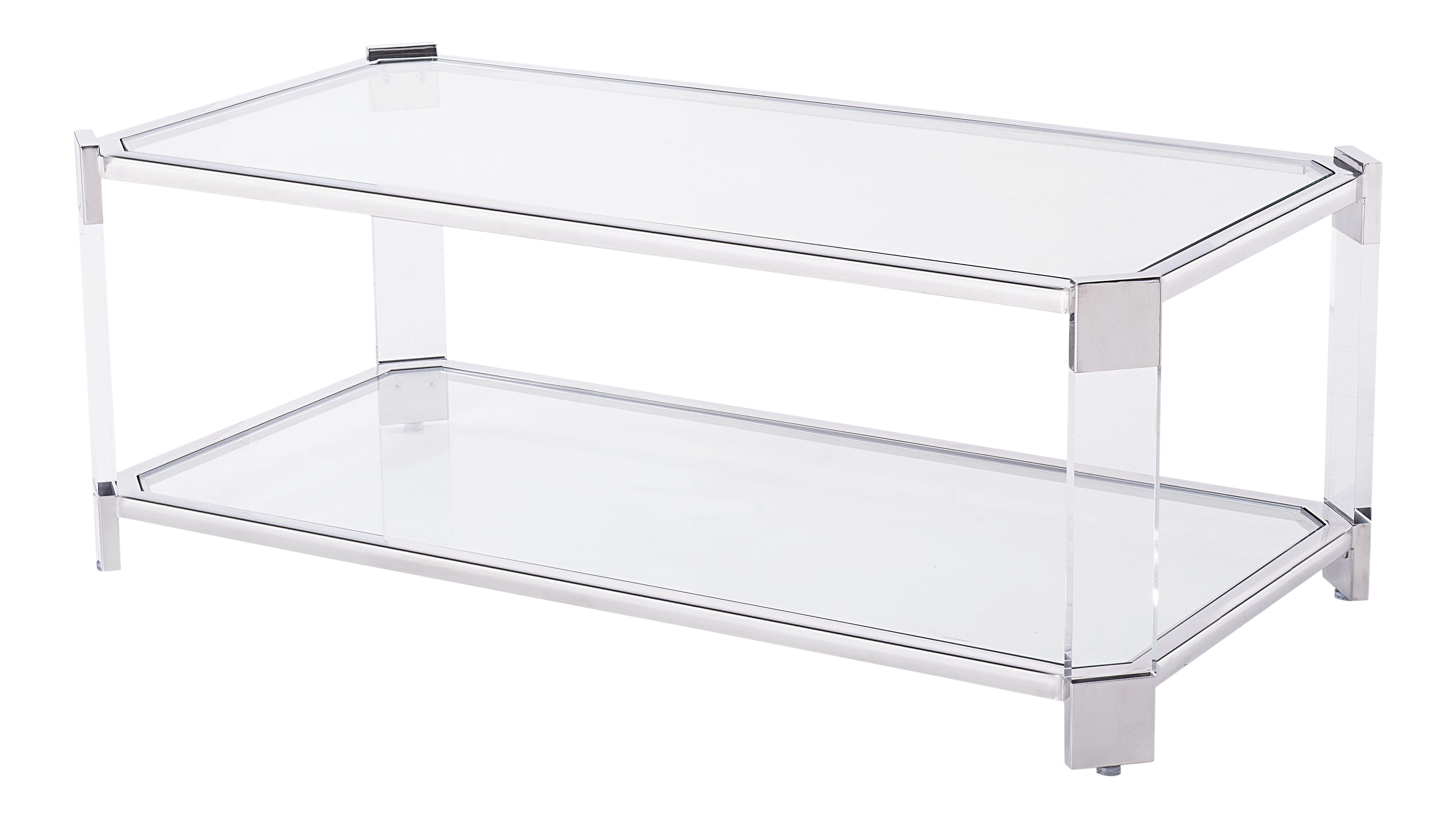 Blink Home Silver Cocktail Table