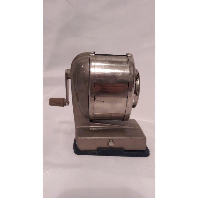 Vintage Boston Vacuum Mount Pencil Sharpener - Image 6 of 10