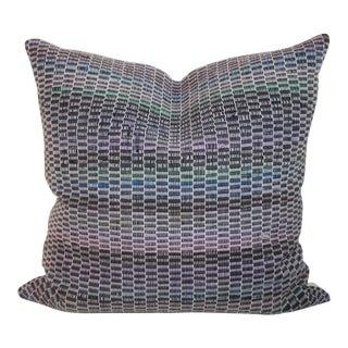 Vintage Rag Rug Pillow