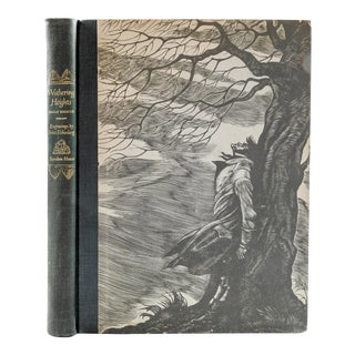 Wuthering Heights by Emily Bronte Book