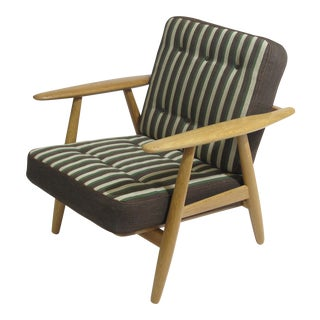 Hans Wegner Cigar Lounge Chair