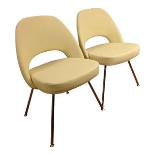 Mid-Century Saarinen Executive Chairs