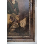 Image of VIntage Reproduction Officer Painting