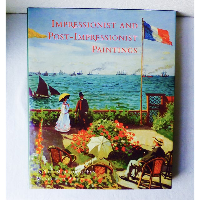Image of Impressionist & Post-Impressionist Paintings, Book