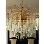 Image of Italian Teardrop Chandelier