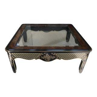 Drexel Vintage Chinoiserie Coffee Table