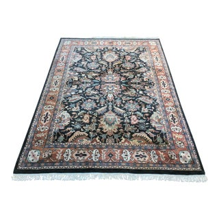 "Persian Heriz Area Rug - 10'1"" x 14'"