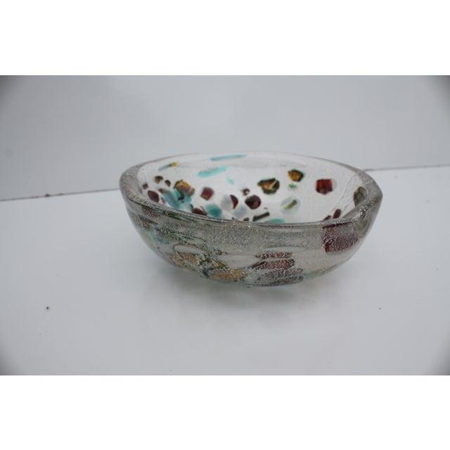 Murano Glass Millefiori Bowl - Image 4 of 8