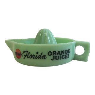 Jadeite Florida Hand Juicer