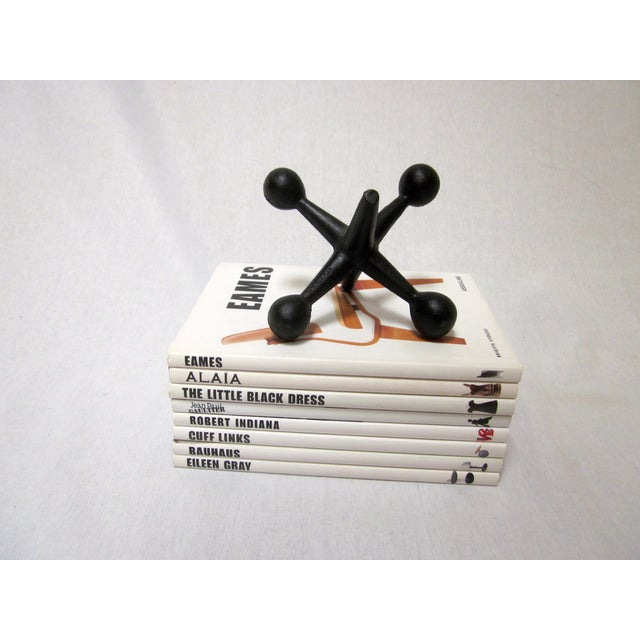 Image of Cast Iron Metal Jacks Nelson Seibel Curry - Pair