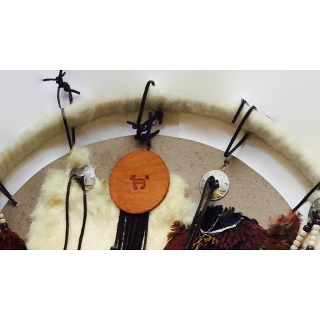 Vintage Native American Dream Catcher - Image 8 of 8