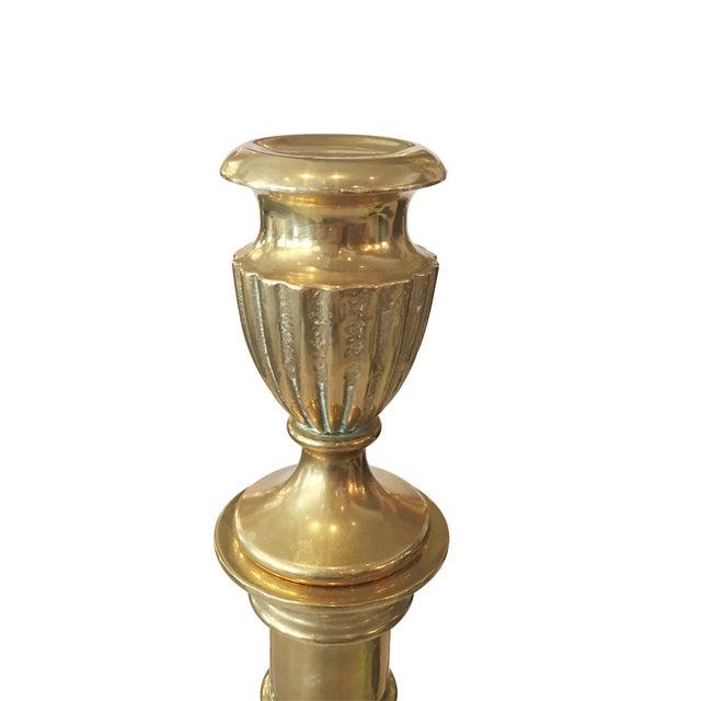 Image of Vintage Brass Key Valves - Set of 3