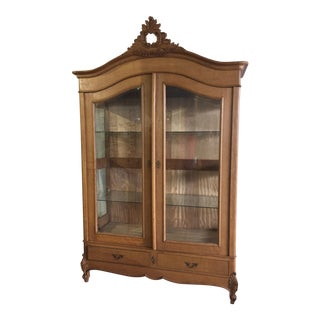 Vintage French Louis XV Style Cabinet