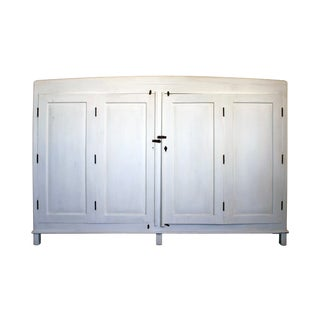White Wood Dresser