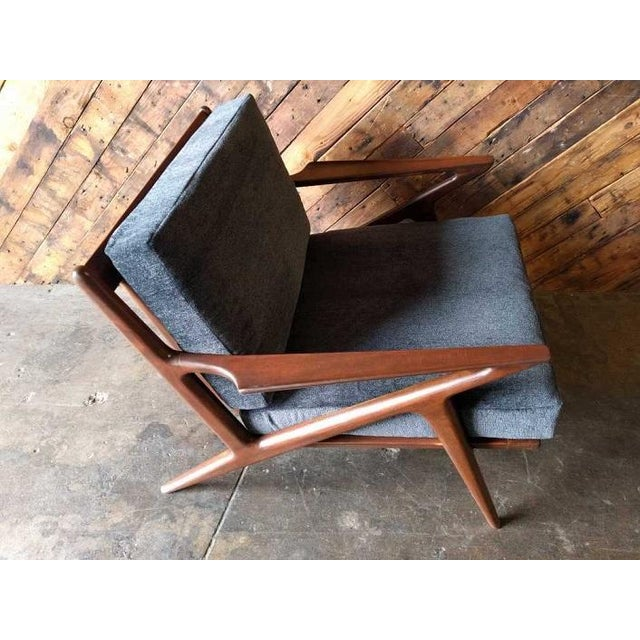 Selig danish z chair chairish - Selig z chair for sale ...