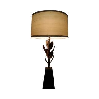 Mid-Century Brass Stiffel Lamp