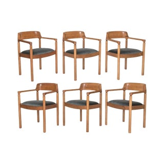 Nicos Zographos Chairs, S/6