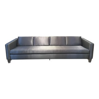 Directional Hollywood Regency Sofa