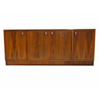 Mid-Century Modern Walnut Sideboard