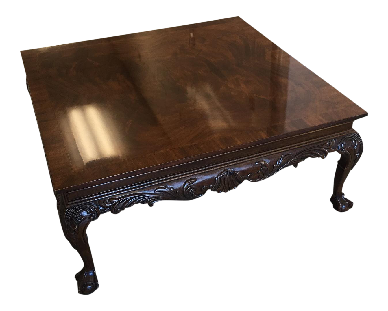 High Quality Drexel Heritage Heirloom Coffee Table