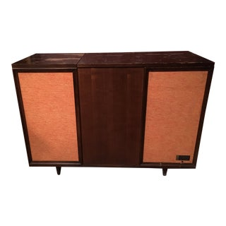 Vintage Zenith Am/Fm Stereo Record Console