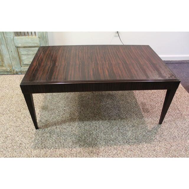 Image of Mid Century Danish Modern Rosewood Coffee Table