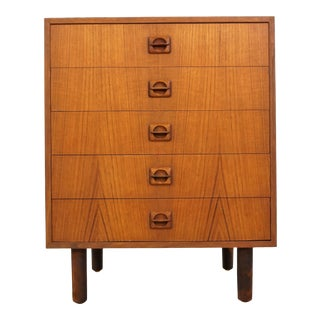 "Original Danish Small Dresser / Nightstand ""Karl"""