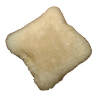 Gambrell Renard Sheepskin Pillow