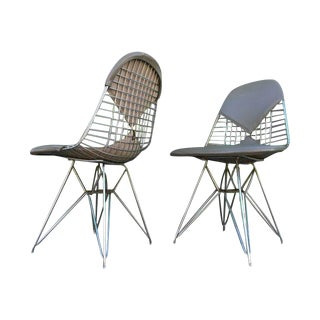 Herman Miller Eames DKR Eiffel Tower Chairs - 7