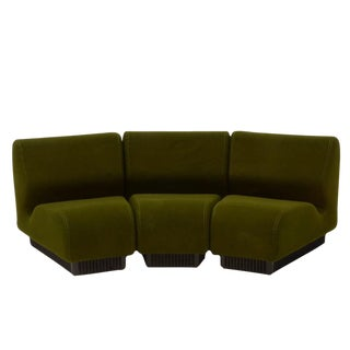 Don Chadwick 3-Piece Modular Sofa for Herman Miller Sofa