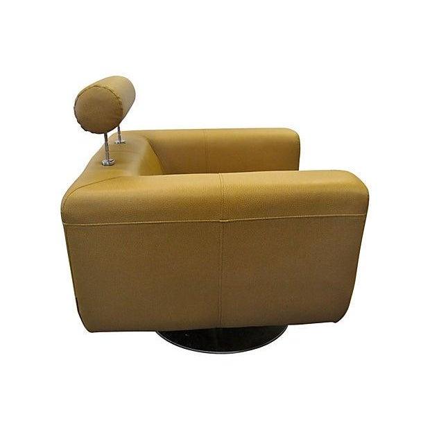 Milo Baughman Swivel Lounge Chair - Image 2 of 3