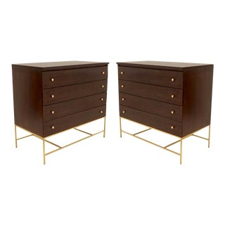 Handsome Pair of Dressers by Paul McCobb for the Calvin Group