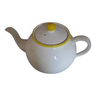 Arthur Wood Mid-Century Modern Teapot