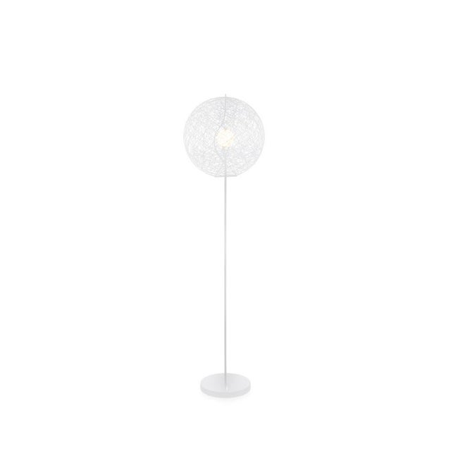 Image of Moooi White Random Led Floor Lamp - Retail $1570