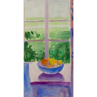 """The Window to the Kitchen"" Original Painting"