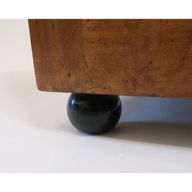 Beidermeier Style Small Cabinet - Image 7 of 8