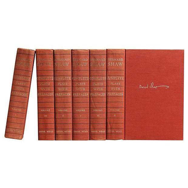 Image of Plays of Bernard Shaw - Set of 6