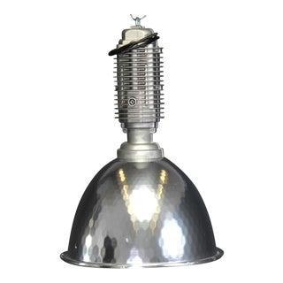 Large Vintage Industrial Ceiling Light, 1980