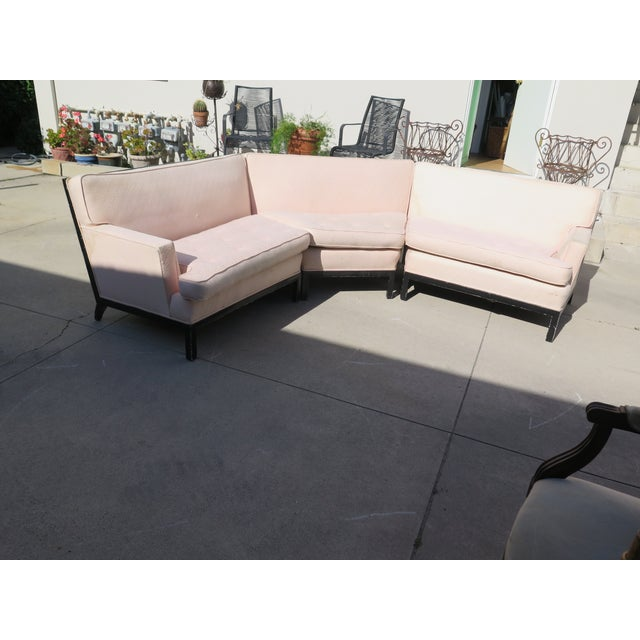 Mid-Century Modern Sectional - 3 Pieces - Image 2 of 6