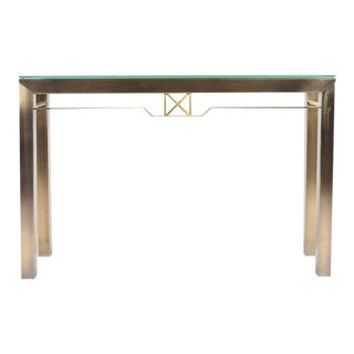 Belgochrom Console Table