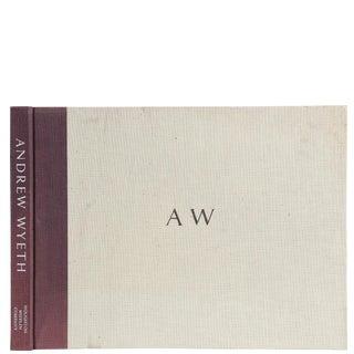 """1968 """"Andrew Wyeth"""" Richard Meryman Book"""