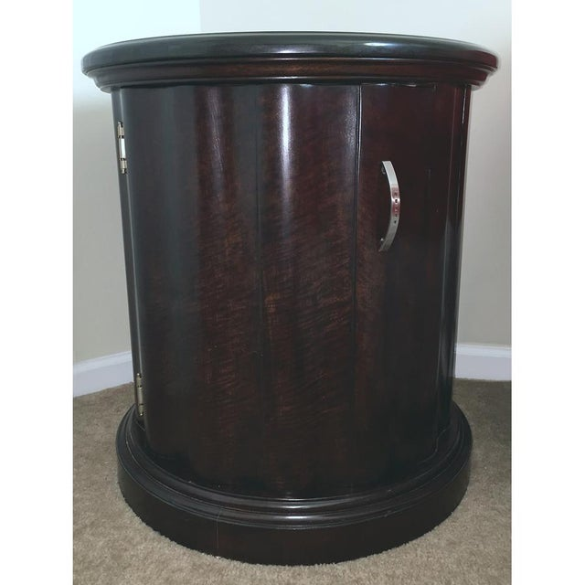 Image of Baker Furniture End Table Library