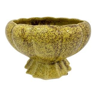 Mustard Ceramic Succulent Planter