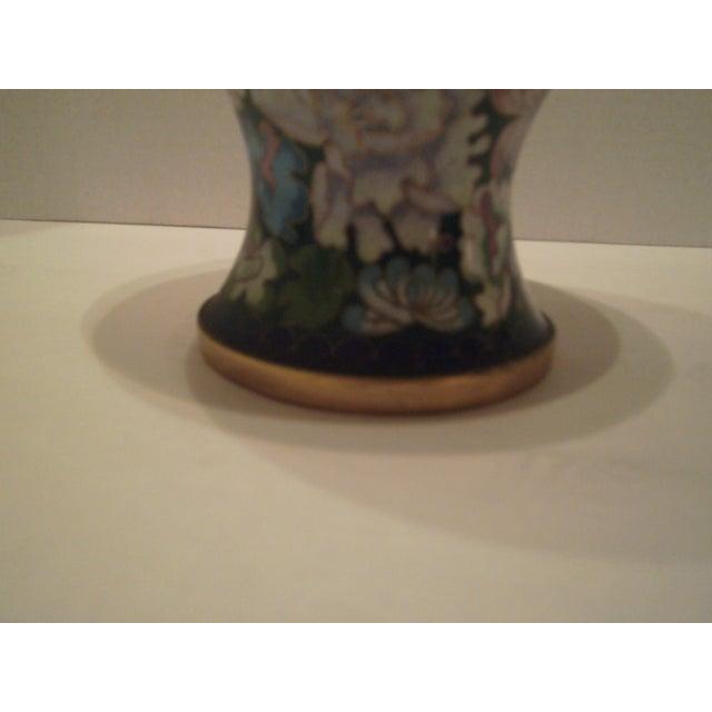 Large Cloisonne Vase - Image 6 of 7