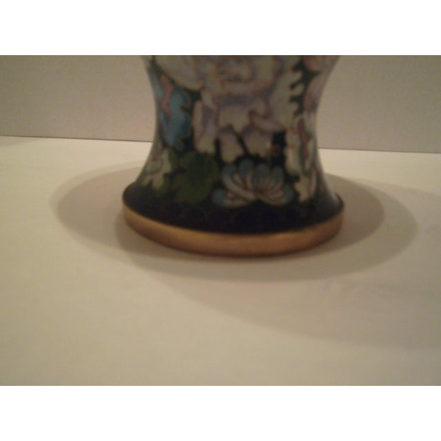 Image of Large Cloisonne Vase