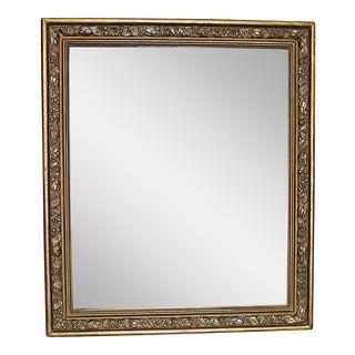 Art Nouveau Wall Mirror