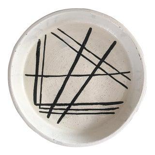 Mid Century Raymor Italy Pottery Bowl