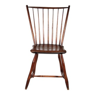 Aged High Back Chair